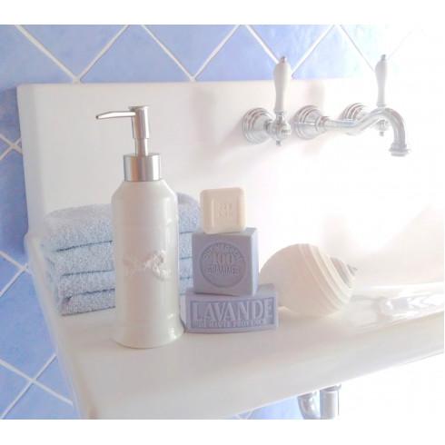 Keramický dávkovač na mydlo