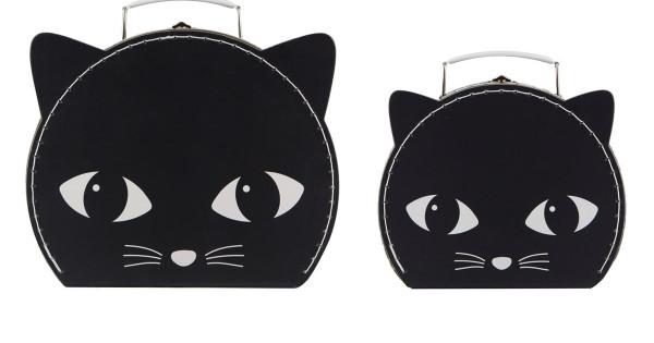 Moja mladá čierna mačičkavideá sania kohúty