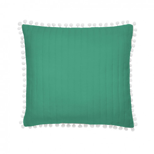 Obliečka na vankúš Bohemia - zelená 45x45 cm