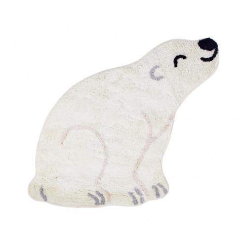 Detský koberček Polárny medveď