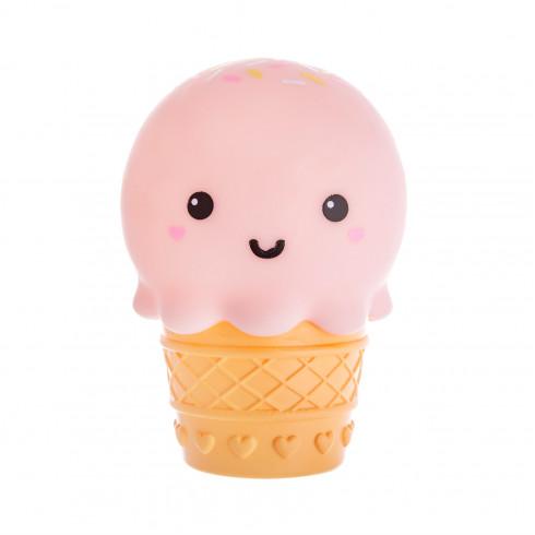 Nočné LED svetlo do detskej izbičky Happy Ice Cream