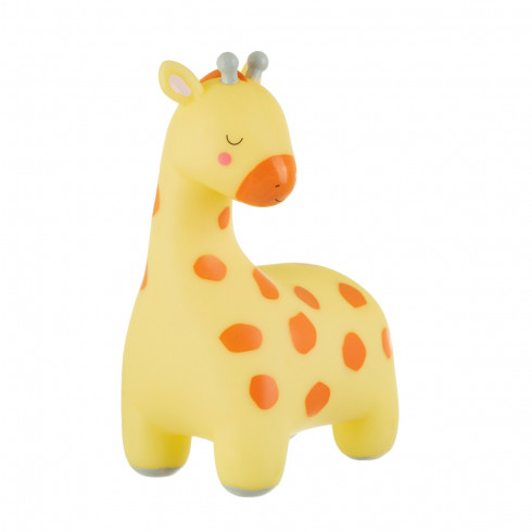 Nočné LED svetlo do detskej izbičky Žirafa
